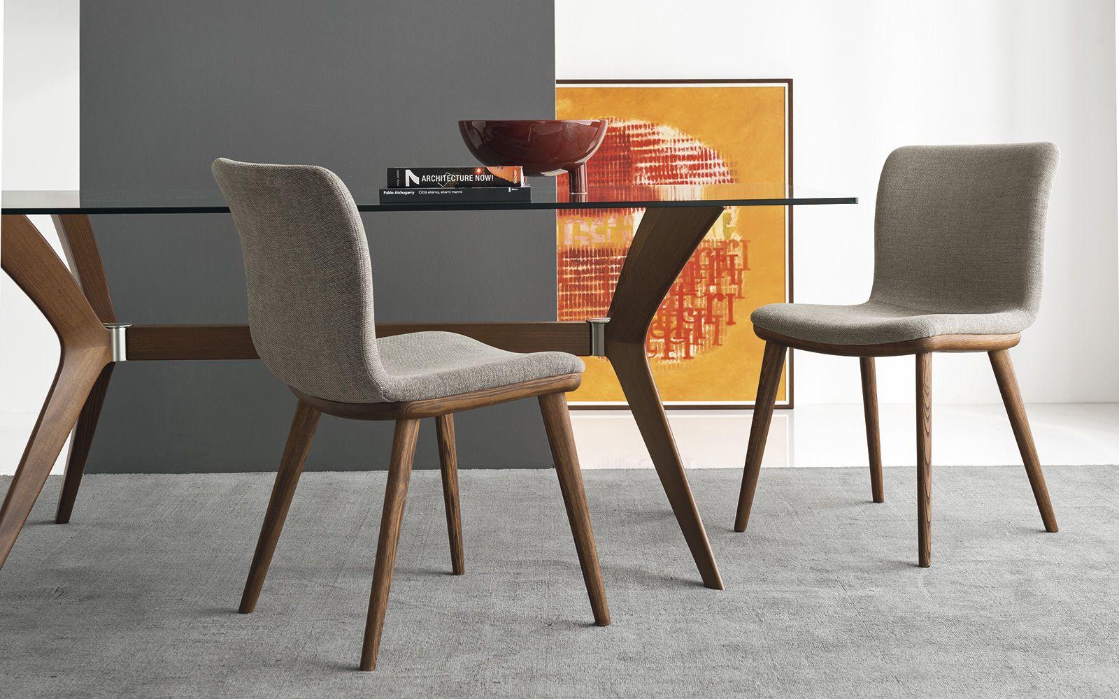 Sedie Scandinave ~ Sedia calligaris annie malmo tortora sedie moderne