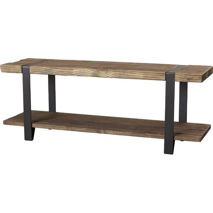 Stupendous Fallon Wood Storage Bench 240 48 X 14 D Furniture Lamtechconsult Wood Chair Design Ideas Lamtechconsultcom