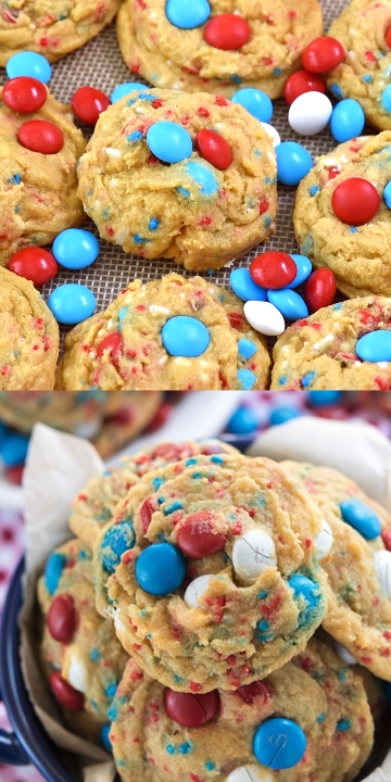 Photo of Fireworks PUDDING COOKIE