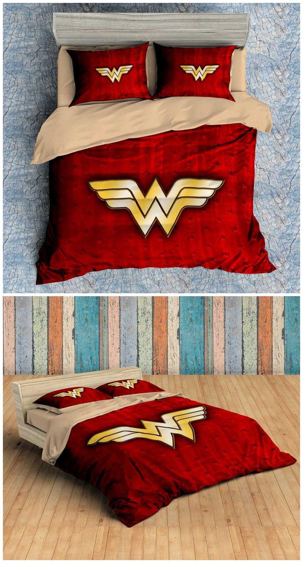 Wonder woman Super Woman Superhero Cushion Cover Shopping Tote Bag
