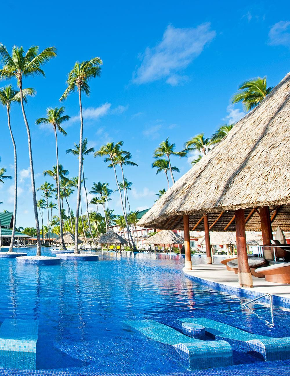 Best punta cana all inclusive resorts for romantic for Best resort all inclusive