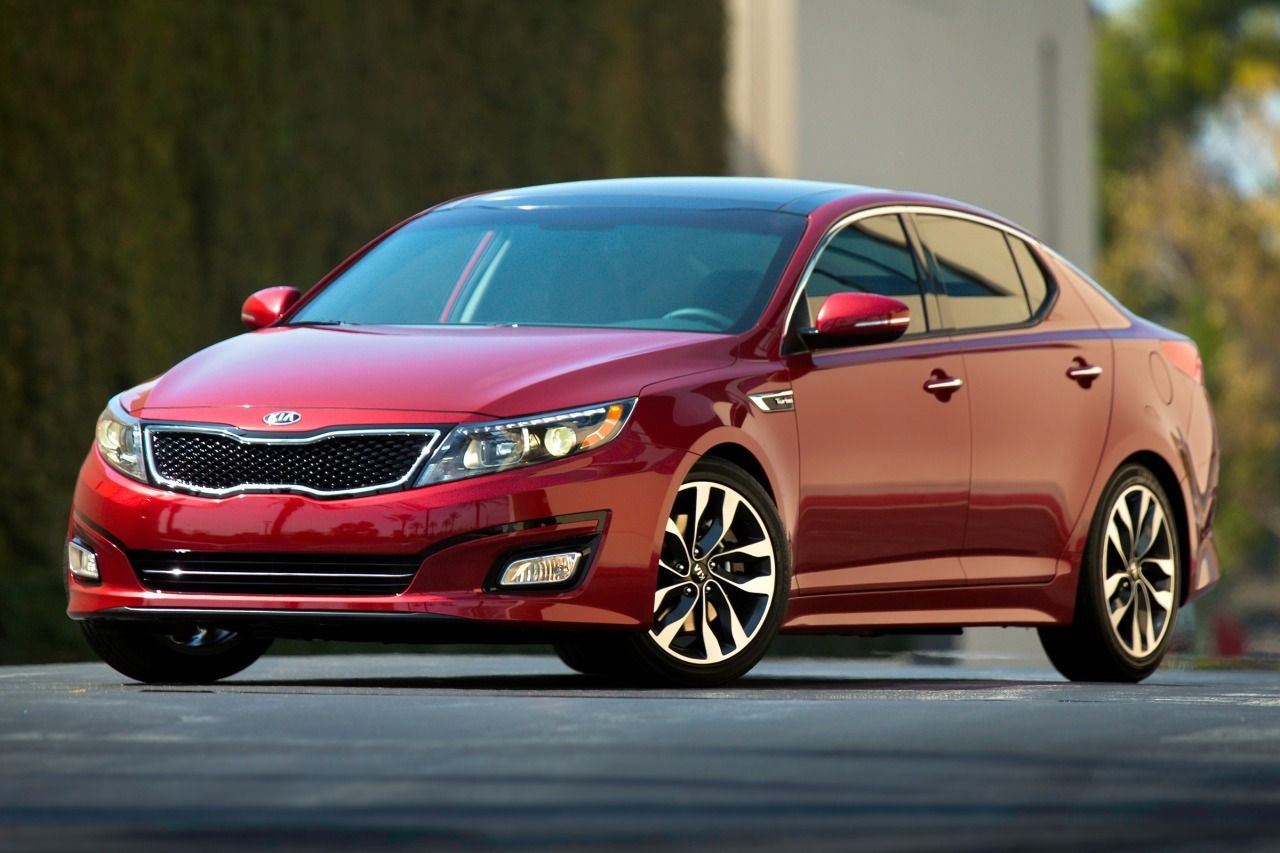 KIA Optima 2015 Hybrid service manual