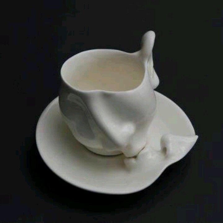 A cup of kisses ......