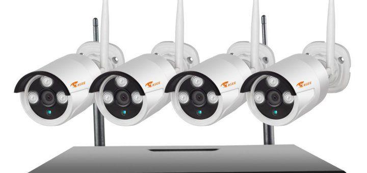 Review Simplisafe Wireleѕѕ Home Sesuritu Suѕtem Home Security And Surveillance Security Cameras For Home Home Security Alarm System Home Security