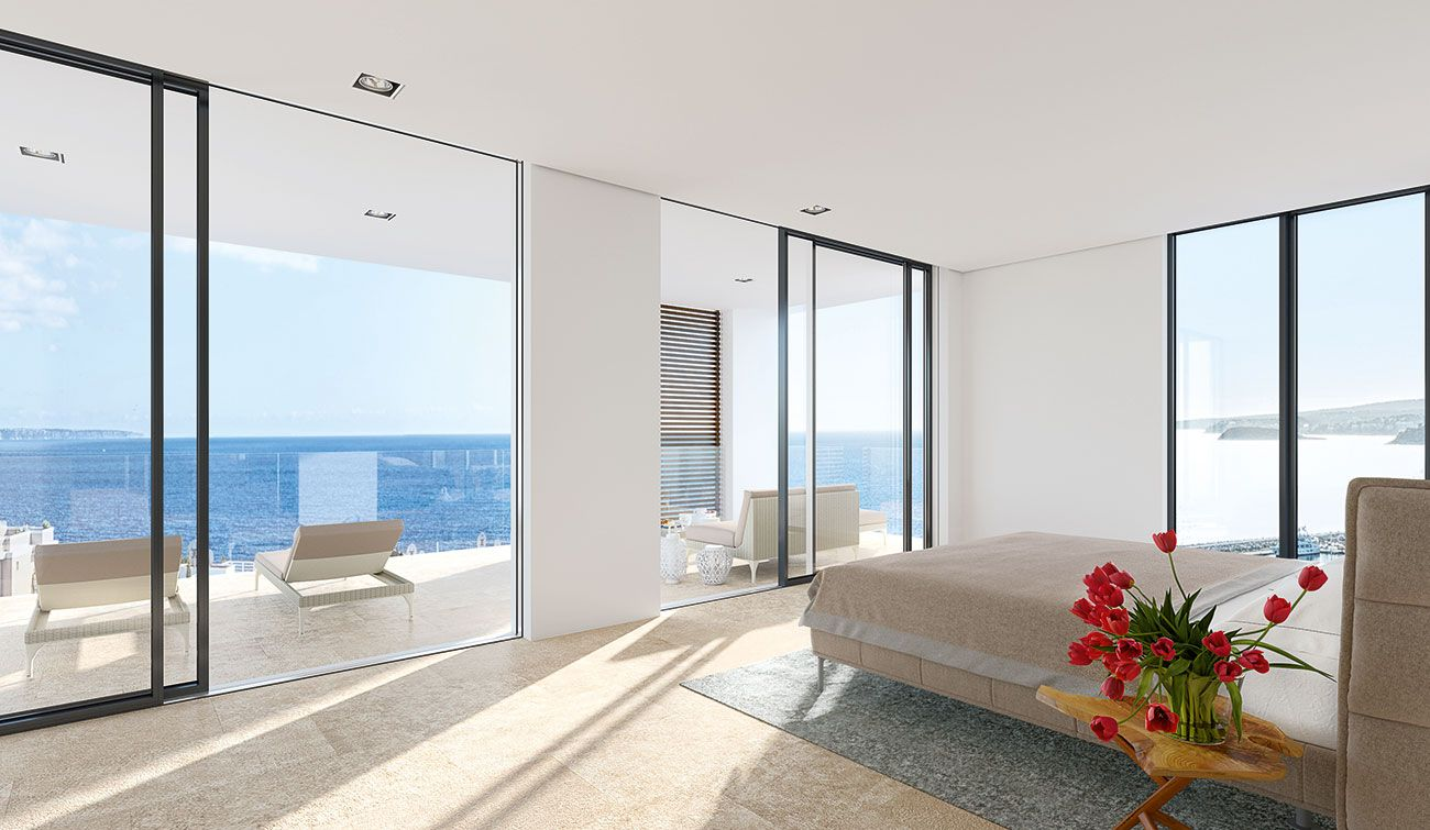 Find This Pin And More On Penthouse In Portals Nous By Onlyresidences.