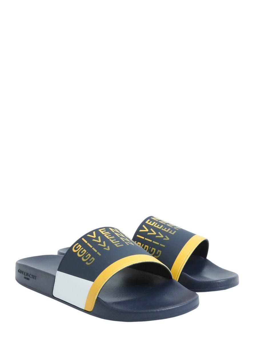 17151f829820 GIVENCHY GIVENCHY PARIS SLIDES.  givenchy  shoes