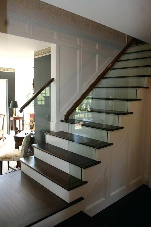 Residential Stair Railing Glass Railings Design Systems