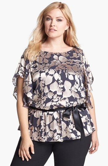 cheesepurp.com formal plus size tops (12) #cuteplus | Plus Size ...