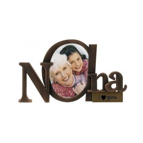 Nana Picture Frame, I Love Nana Frame, Love Frames, Picture Frames ...