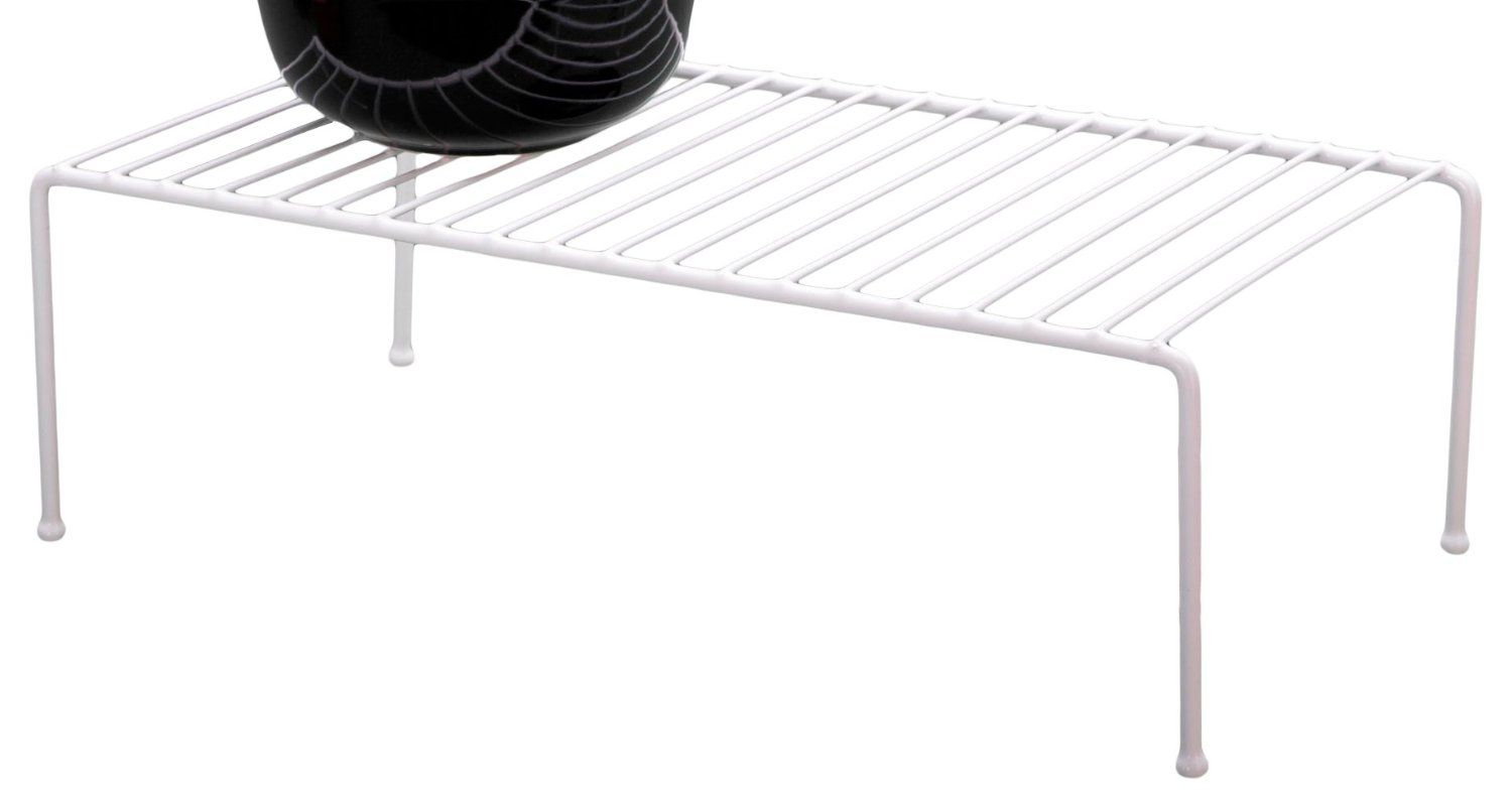 Amazon.com: Grayline 40710, Jumbo Kitchen Helper Shelf, White ...