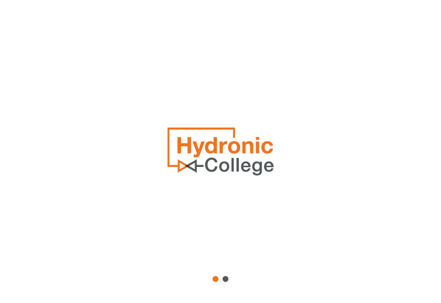 Create A Modern Simple Logo For The Hydronic College By DMBN