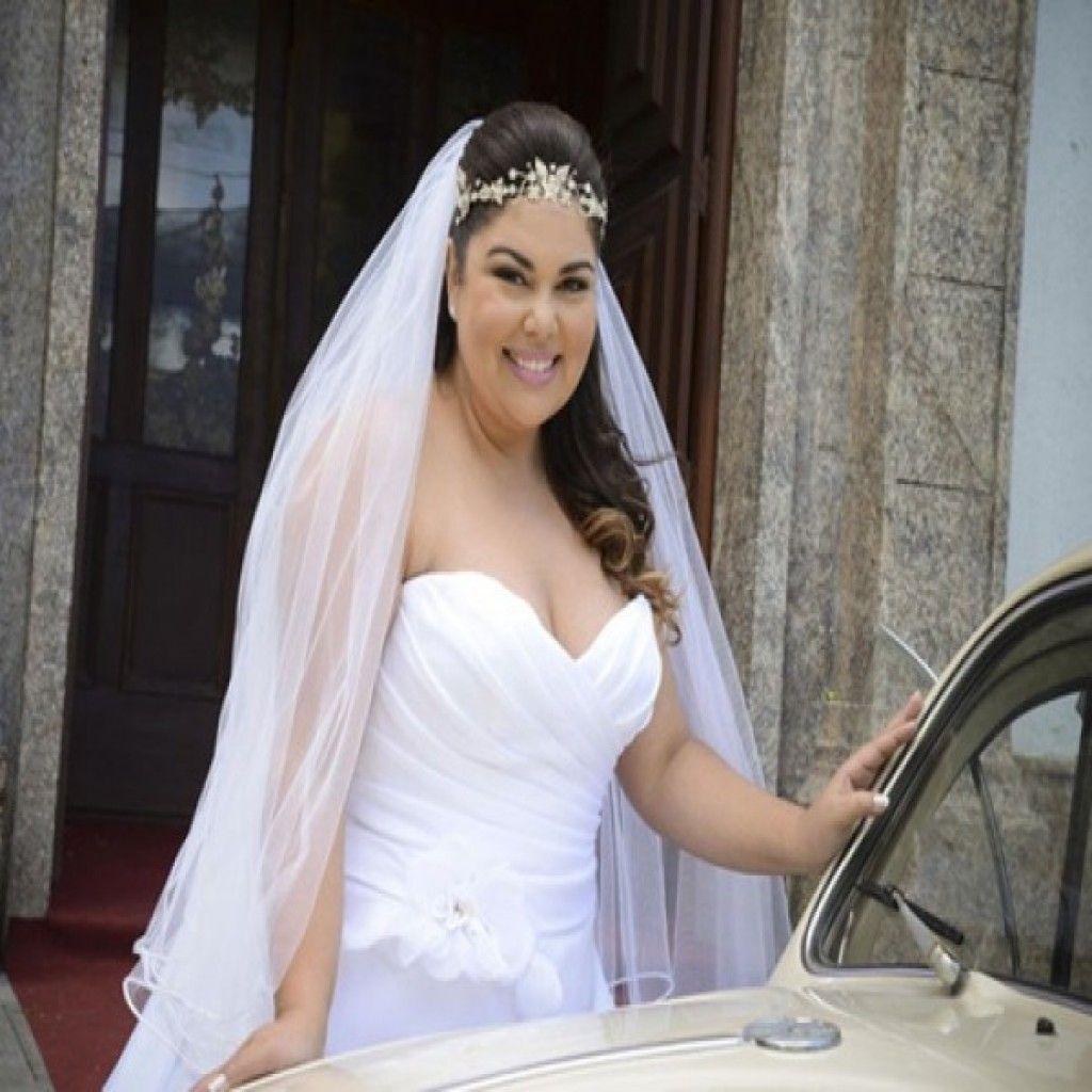 Confira dicas para escolher modelos vestido de noiva para gordinhas 2015