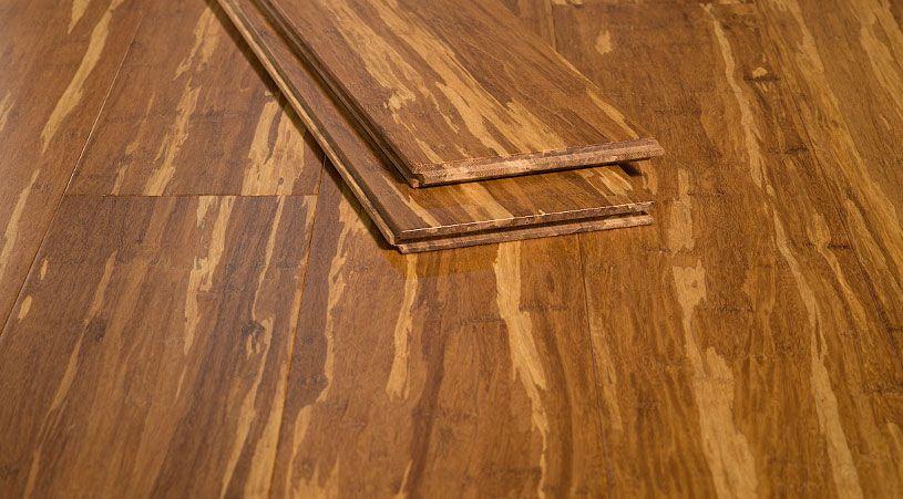 Tiger Marbled Strand Bamboo Flooring Flooring Strand Bamboo