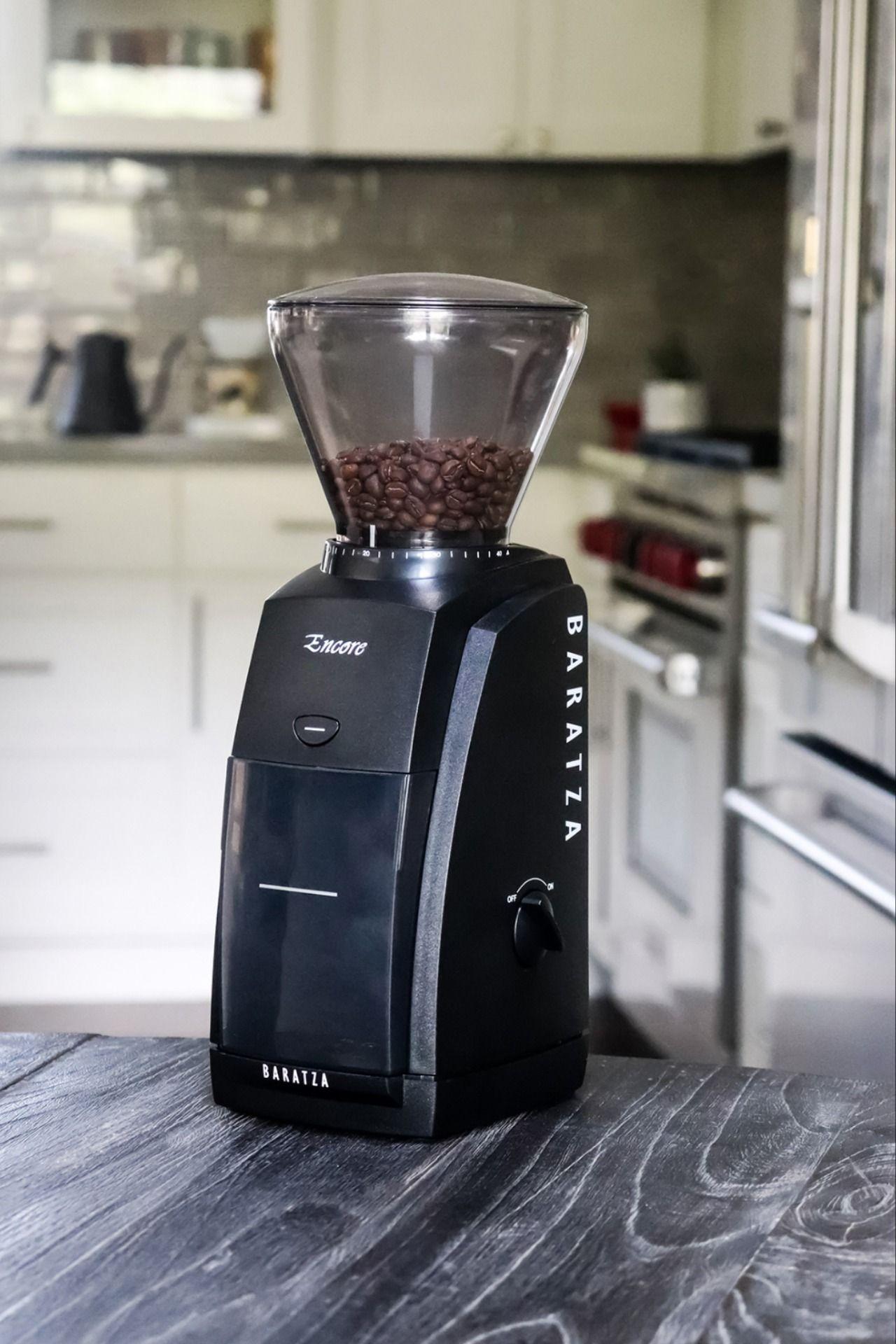 Baratza Encore Conical Burr Coffee Grinder, Black in 2020