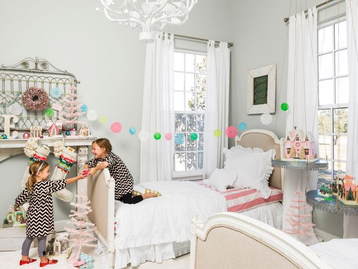 7 Inspiring Kid Room Color Options For Your Little Ones: Joanna Gaines Girls Room - Google Search