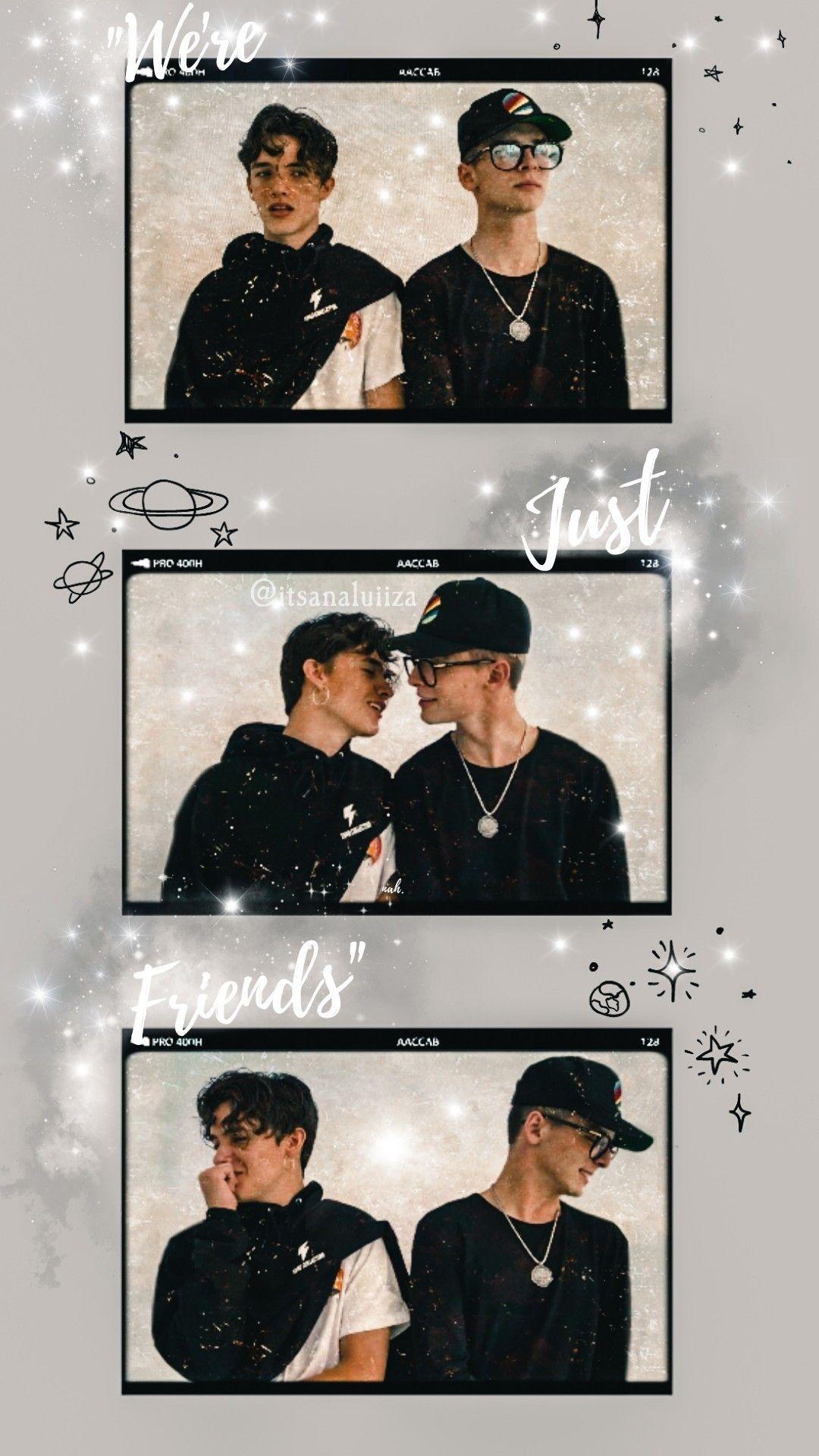 Noah And Josh Aesthetic The Now United Show S2e10 Papeis De