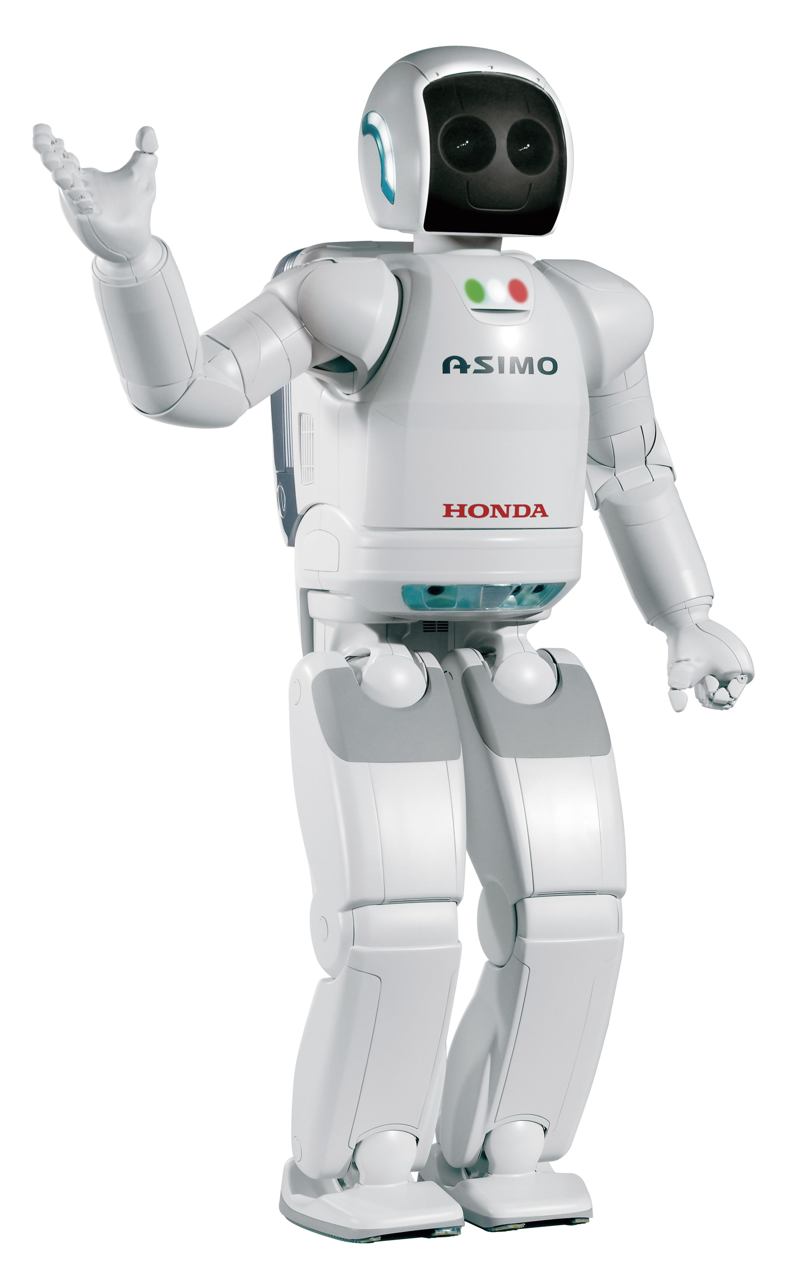 Honda Asimo Robot Is Designed To Help You Out Around The