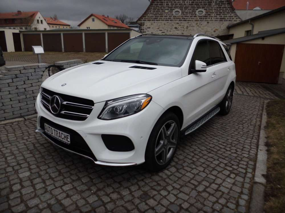 2016 Mercedes Benz Gle 350 D 4matic Amg Suv Gle Class Diesel