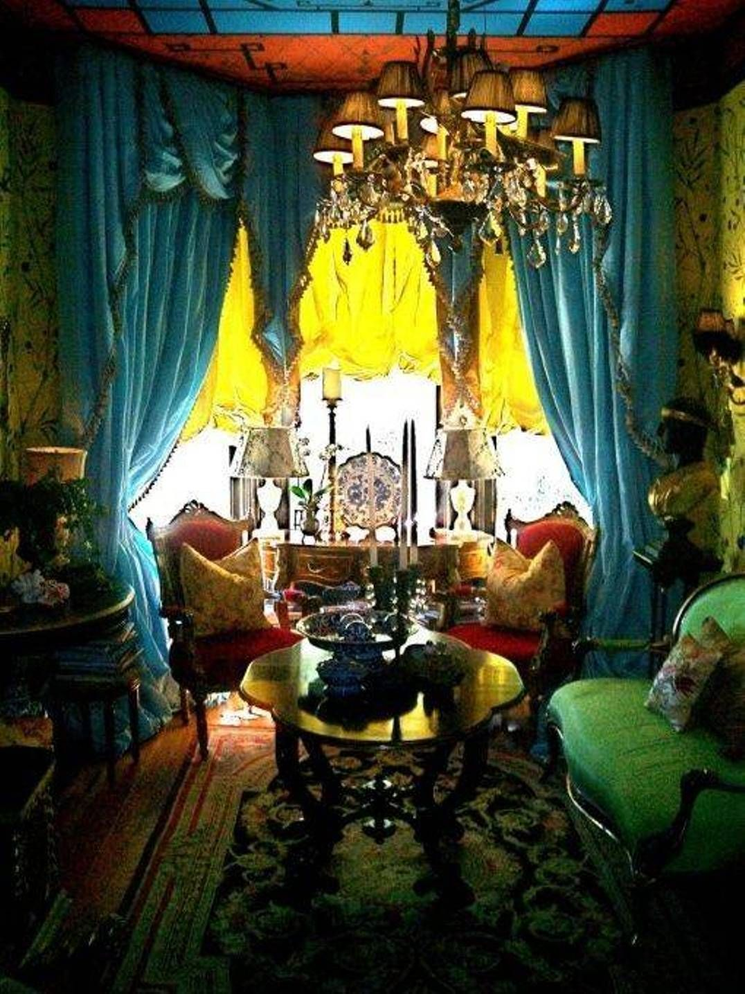Home design and decor bold interior gypsy decorating for Gypsy designs interior decorating