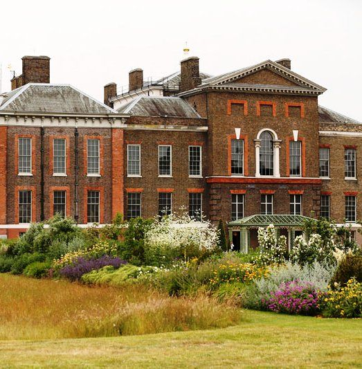 Kate And William's Kensington Palace Home In London