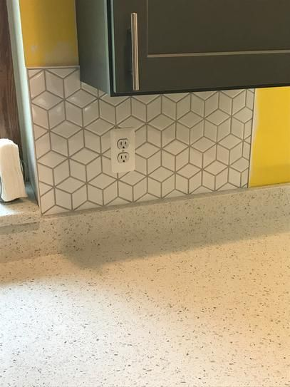 $12 Home Depot. Merola Tile Metro Rhombus Glossy White 10-1/2 in. x 12-1/8 in. x 5 mm Porcelain Mosaic Tile FMTRHOGW at The Home Depot - Mobile