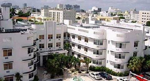 Haddon Hall Hotel 1500 Collins Avenue Miami Beach Florida United States Click