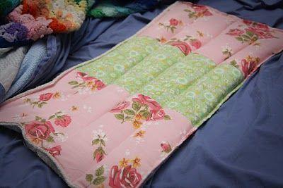 Bed Warmer Diy Heat Pack Diy Heating Pad