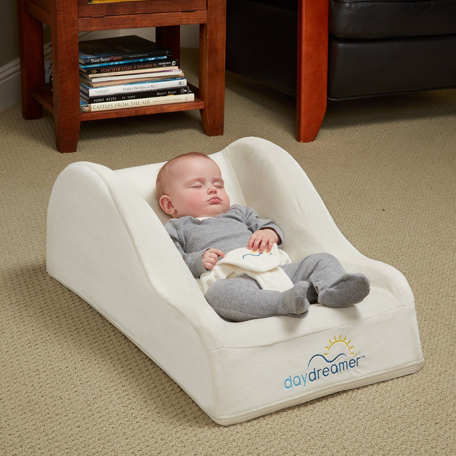 Nursery Furniture Hiccapop Daydreamer Infant Sleeper Lounger Chills And Pains