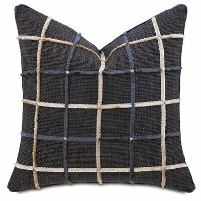 Eastern Accents Barclay Butera Square Pillow Throw Pillows Textured Throw Pillows Pillows