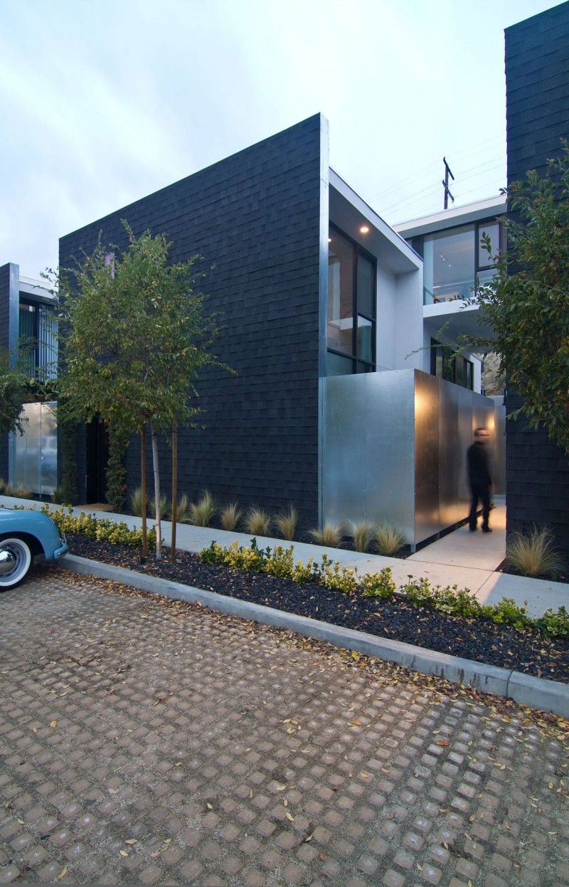 The Charmer by Jonathan Segal Architect | HomeDSGN, a daily source for inspiration and fresh ideas on interior design and home decoration.