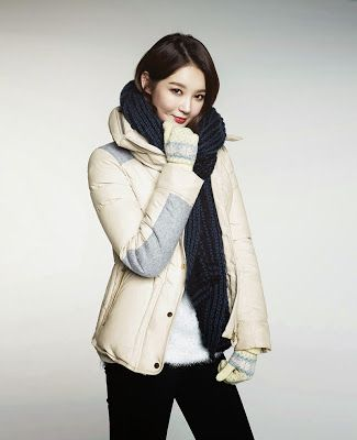 Kang Min Kyung Davichi - Guess Fall Winter 2014
