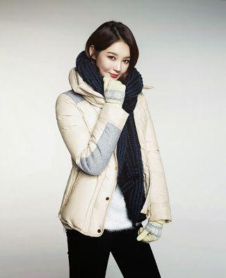 Kang Min Kyung Davichi - Guess Fall Winter 2014