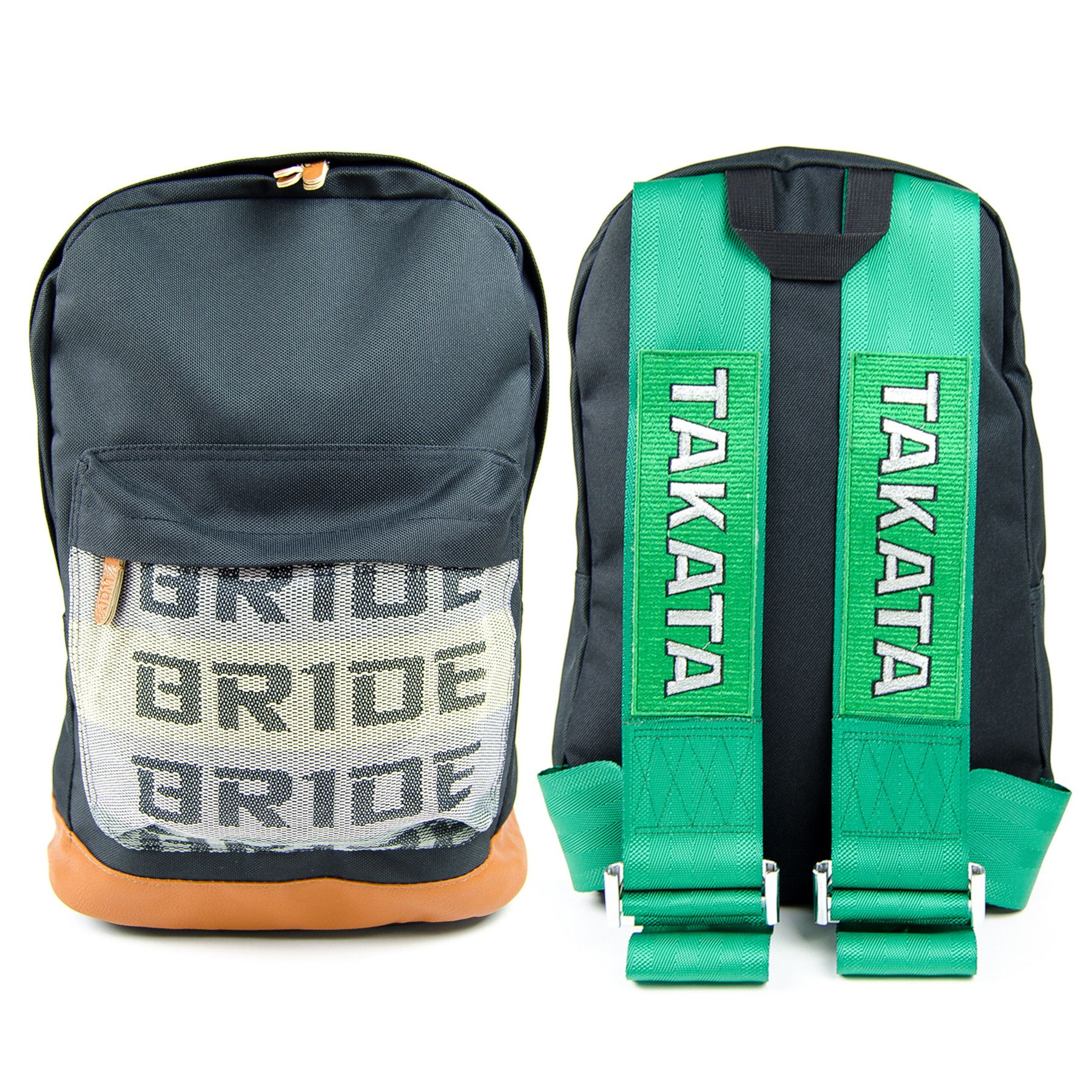 Bride X Takata Backpack Racing Harness Original Backpack Car Parts And Accessories