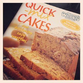 Women's Weekly Cookbooks - Quick Mix Cakes