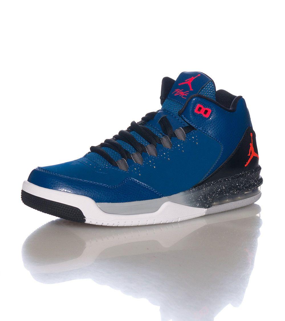 JORDAN FLIGHT ORIGIN 2 SNEAKER  Blue  Jimmy Jazz  705155420  kix   Pinterest  Footwear Bodies and Leather