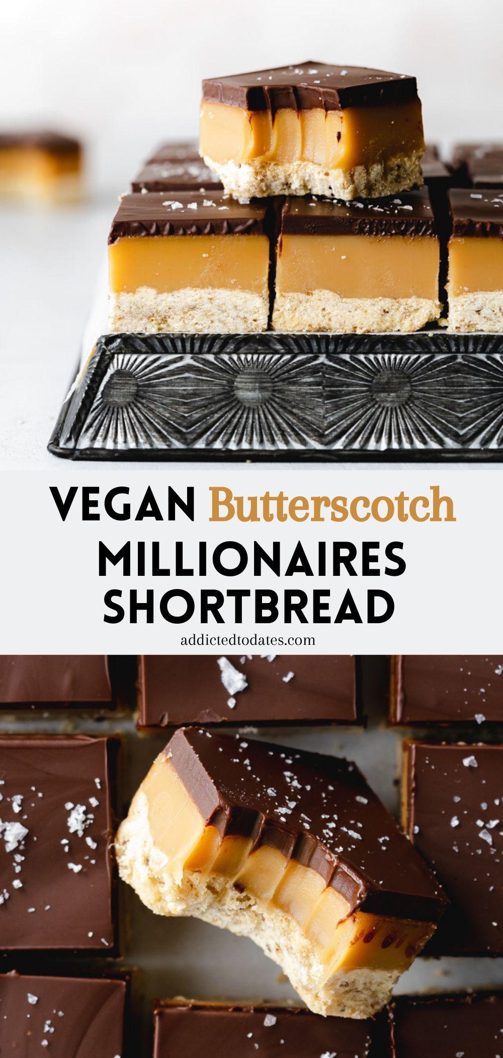 Photo of Butterscotch Millionaires Shortbread