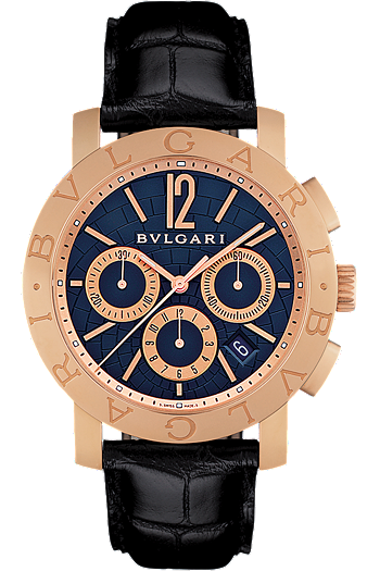 Bulgari! Nuf' said!