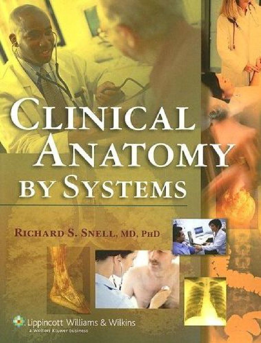 Snell\'s clinical anatomy ~ Medical ebooks and articles | Places to ...