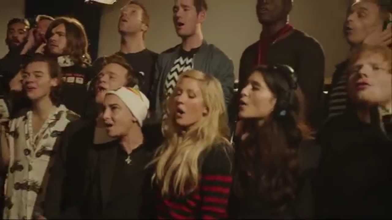 Band Aid 30 | Videos | Pinterest | Band aid and Songs