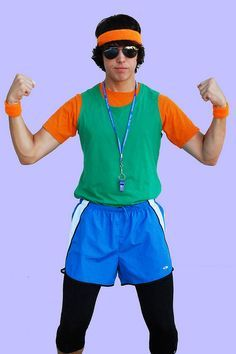 Guys 80s Costume Party Costumes 1980s