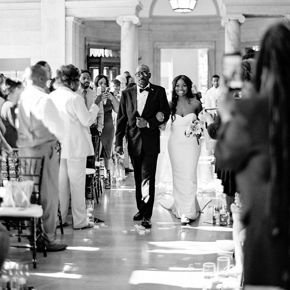 Bridal Party Walking Down The Aisle Songs: Surprising Songs For The Bride's Walk Down The Aisle
