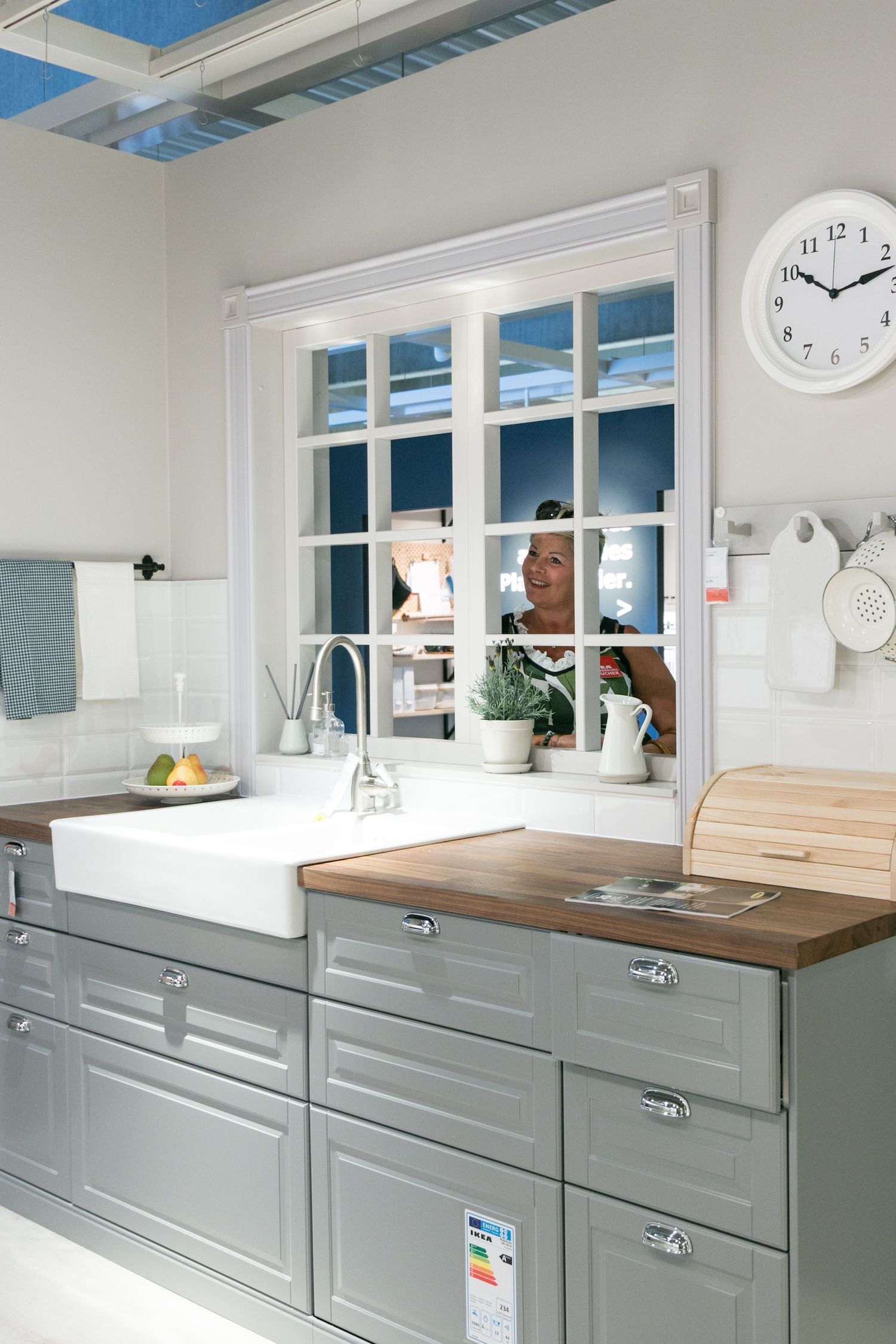 Ikea Kuche Ludwigsburg Grau Landhausstil Kuche Inspiration