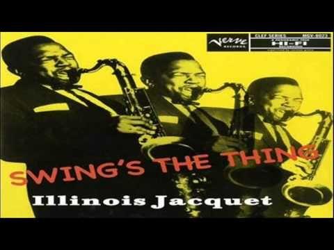 Illinois Jacquet Sextet 1956 Quot Harlem Nocturne Quot Music