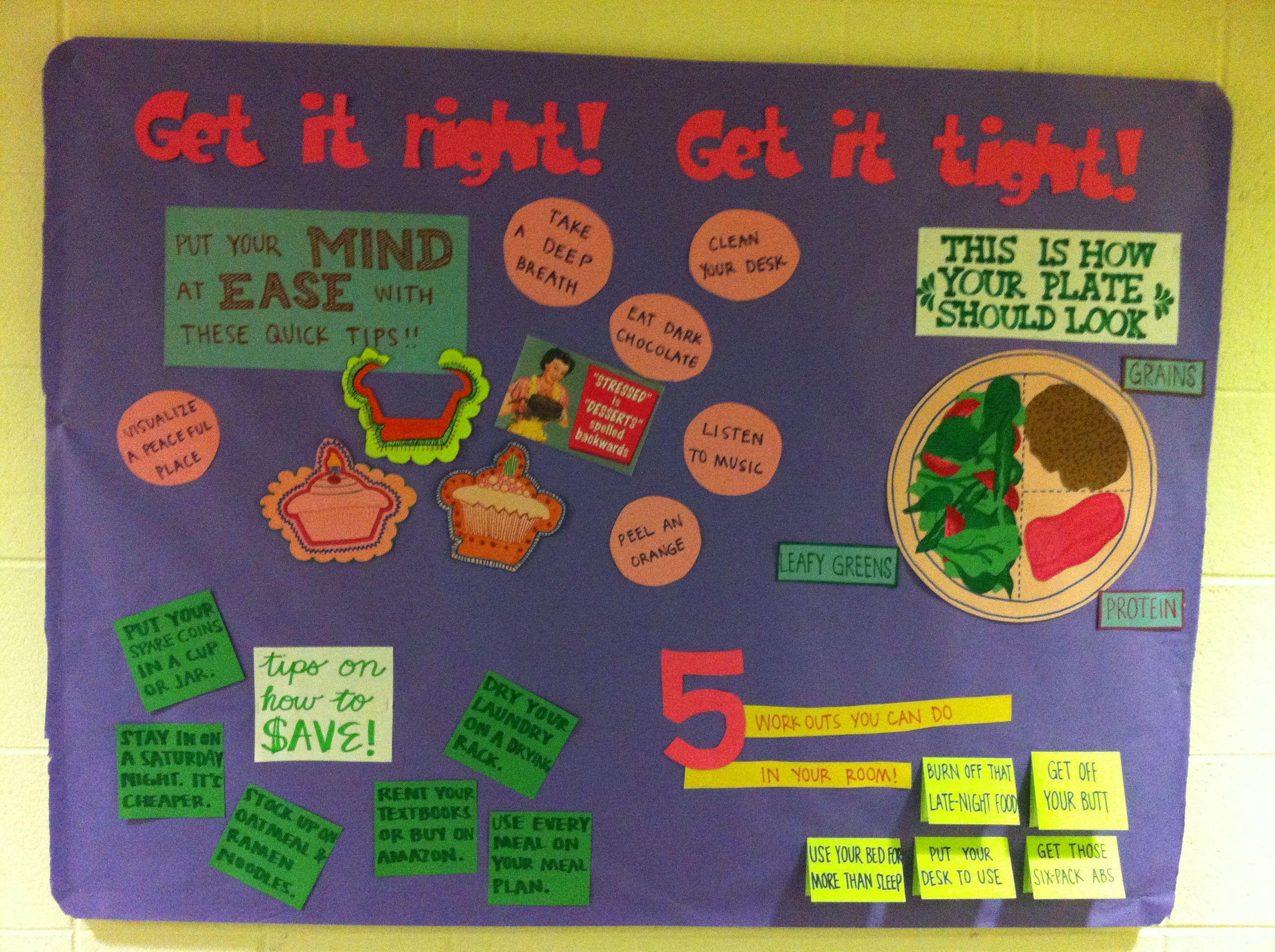Bulletin Board Ideas Nursing Floor Puzzle Bulletin Board