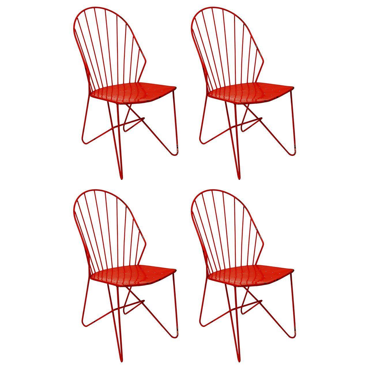 Miraculous Four Wire Chairs Sonett By Karl Fostel Erben Austria Vienna Evergreenethics Interior Chair Design Evergreenethicsorg