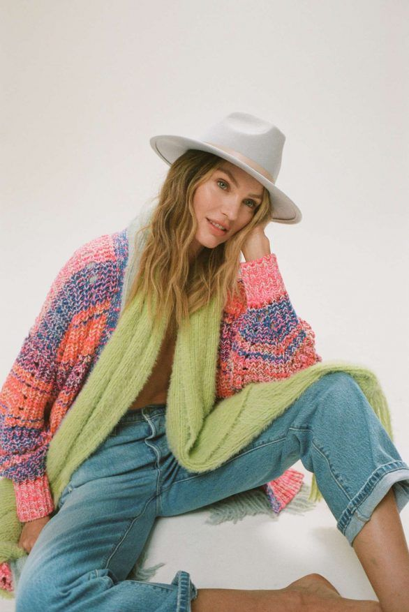 Candice Swanepoel for Free People Collection 2019 Candice Swanepoel for Free People Collection 2019