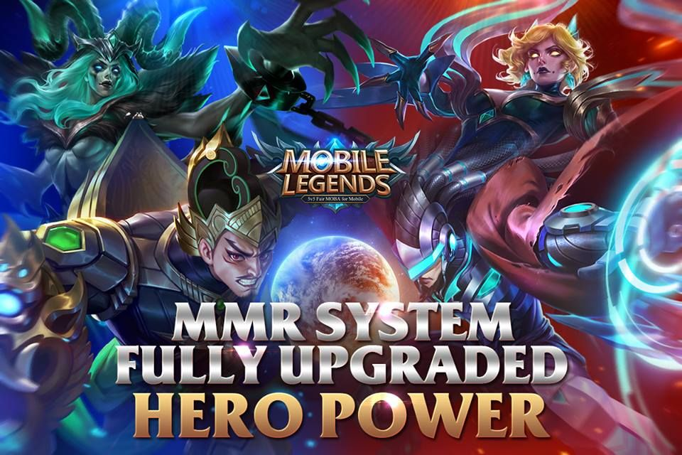 New]MMR System Fully Upgraded - Hero Power - News