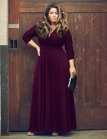 16f266885133 Plus Size 3XL For Women Long Sleeve Maxi Dresses Sexy Deep V-Neck Half  Sleeve Vintage Bodycon Long Party Dress Vestido De Festa