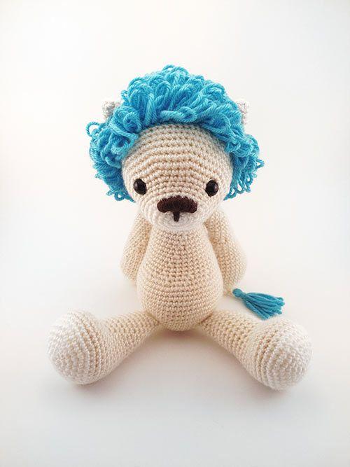 Pin de Valentina López Nóbrega en Crochet | Pinterest | Elefantes ...