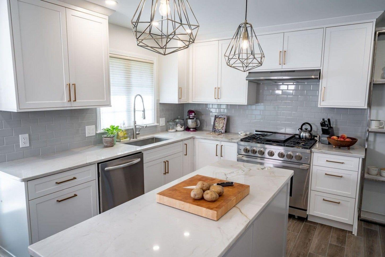 Urban Modern Kitchen Remodel Empiregmq Buffalo Ny In 2020 Kitchen Remodel Modern Kitchen Remodel Kitchen Remodel Small